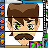 Play Ben funny face Online
