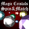 Play Magic Cristals Spin and Match Online