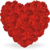 Play Red Rose and Heart Memory Online