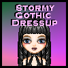 Play Stormy Gothic Dressup Online